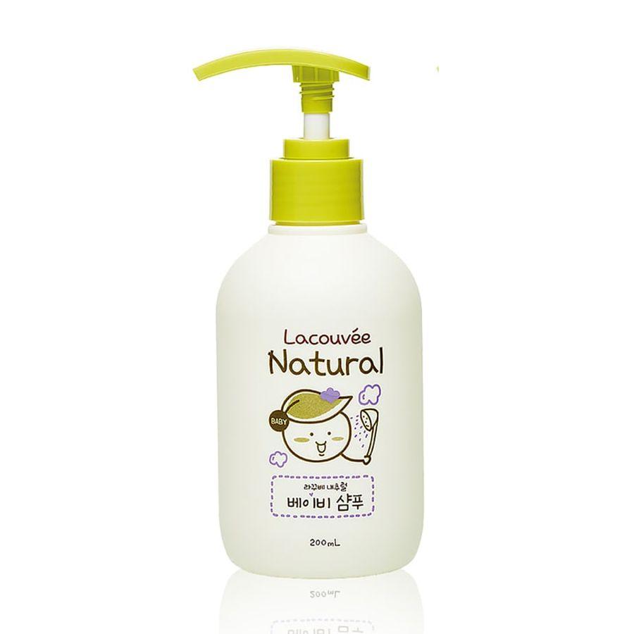 Купить Lacouvee Детский шампунь Natural Baby Shampoo 200мл