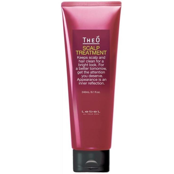 Lebel Theo Scalp Treatment Крем-уход для кожи головы 240мл