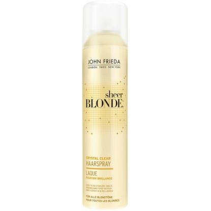 John Frieda Sheer Blonde Прозрачный лак для создания формы и сияния светлых волос 250 мл от Лаборатория Здоровья и Красоты