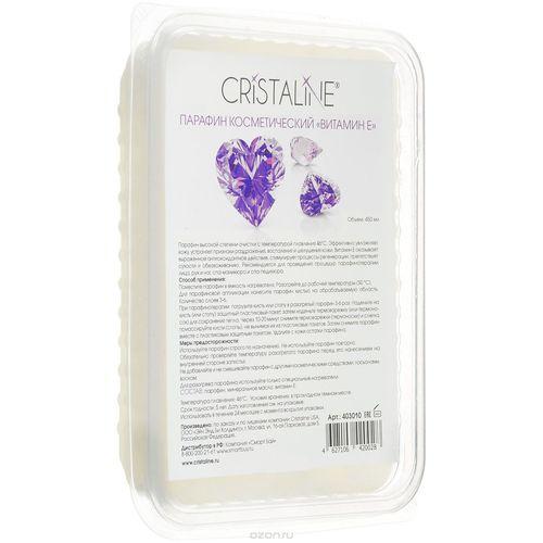Cristaline Парафин косметический Витамин Е 450мл от Лаборатория Здоровья и Красоты