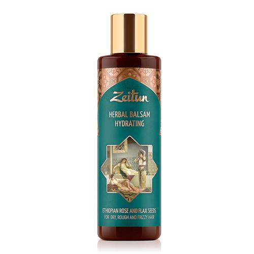 Купить Zeitun Фито-бальзам Увлажняющий, для сухих, жестких и кудрявых волос 200 мл