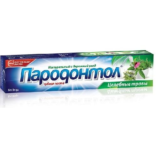 Купить Зубная паста Пародонтол Лечебные травы 63г Свобода