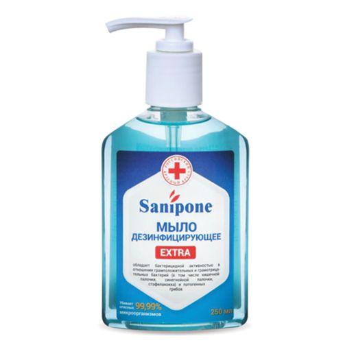 Санипон-Экстра жидкое мыло дезинфицирующее 250 мл