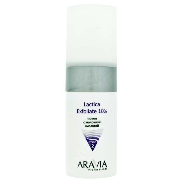 Купить Aravia Пилинг с молочной кислотой Lactica Exfoliate 150мл, Aravia Professional