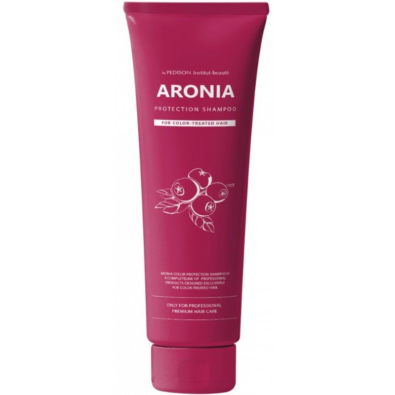 Купить Pedison Шампунь для волос Арония Institute-beaut Aronia Color Protection Shampoo 100мл
