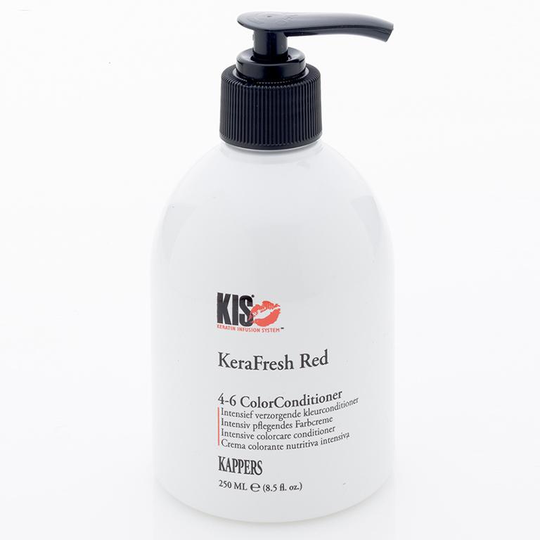 Купить KIS KERAFRESH COLOR Кератиновый питательный тонирующий кондиционер (серебро) 250 мл