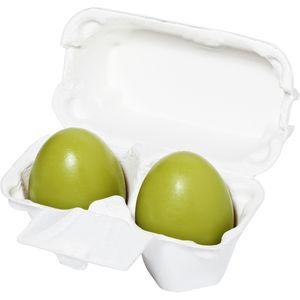 Купить Холика Холика Egg Soap Мыло-маска ручной работы с зеленым чаем 50 г *2, Holika Holika