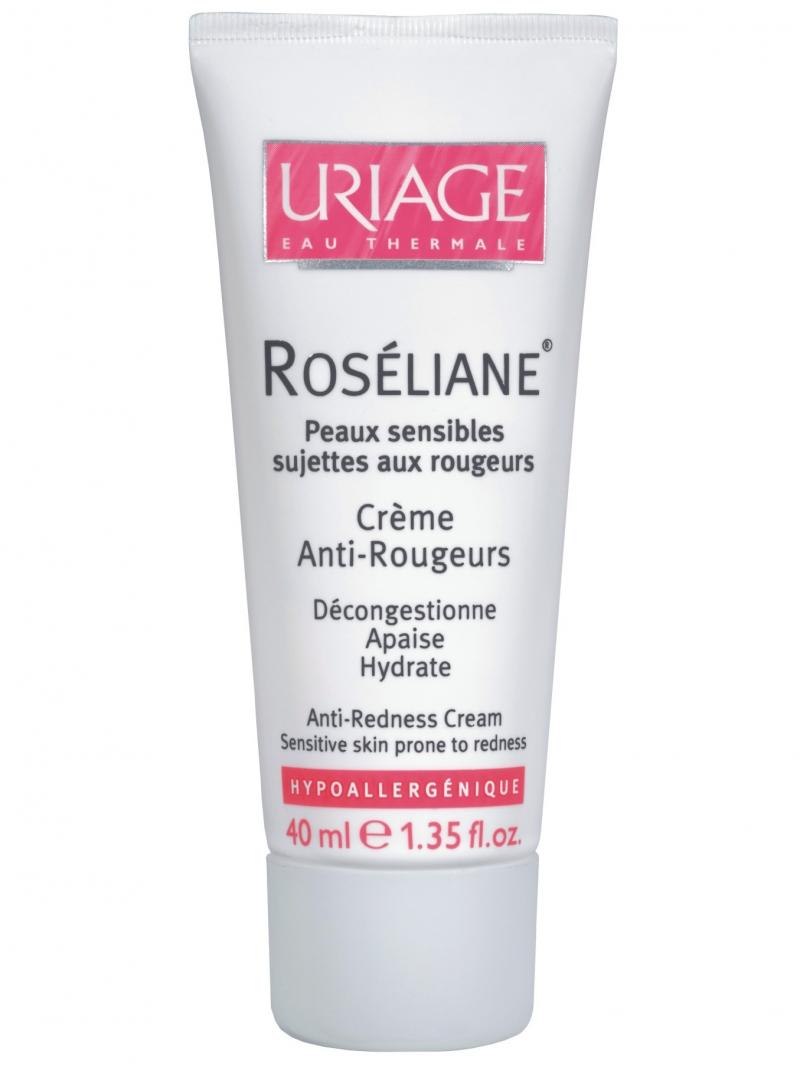 Купить Uriage (Урьяж) Розельян Крем против покраснений для гиперчувствительной кожи 40 мл