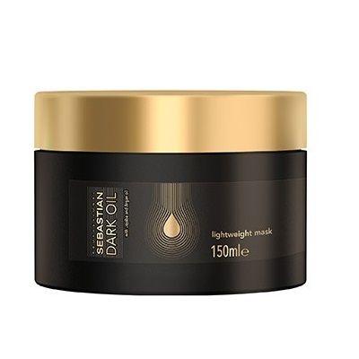 Купить Sebastian Маска для волос Dark Oil 150мл, Sebastian Professional