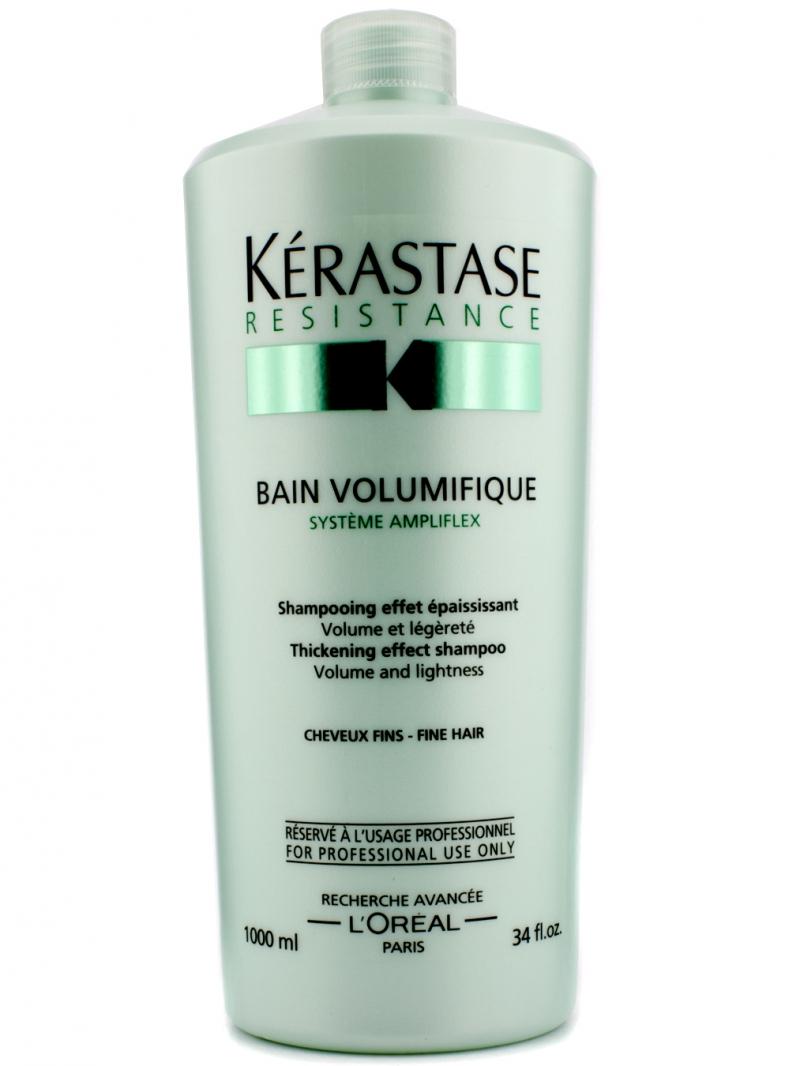 Купить Kerastase Волюмифик Шампунь-ванна для тонких волос 1000 мл