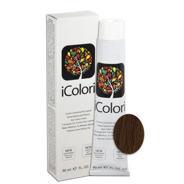 Kaypro 6.23 крем-краска icolori темно-табачный блондин