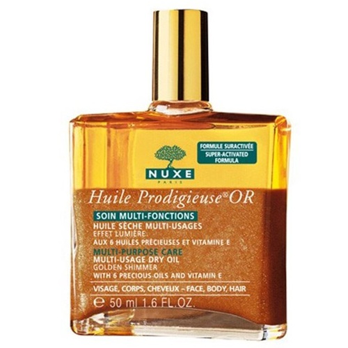 Нюкс (nuxe) продижьез золотое масло 50мл