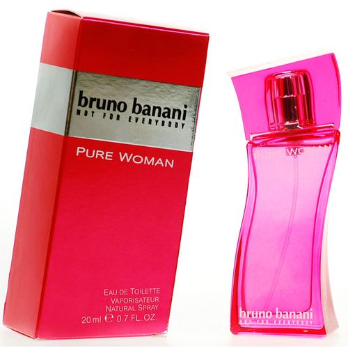 BRUNO BANANI PURE вода туалетная женская 20 ml