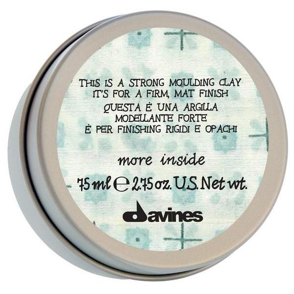 Купить со скидкой Давинес (Davines) Strong Moulding Clay Моделирующая глина More Inside для стойкого матового финиша 7