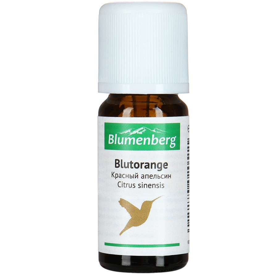 Blumenberg (Блюменберг) масло эфирное Blutorange Красный апельсин 10мл