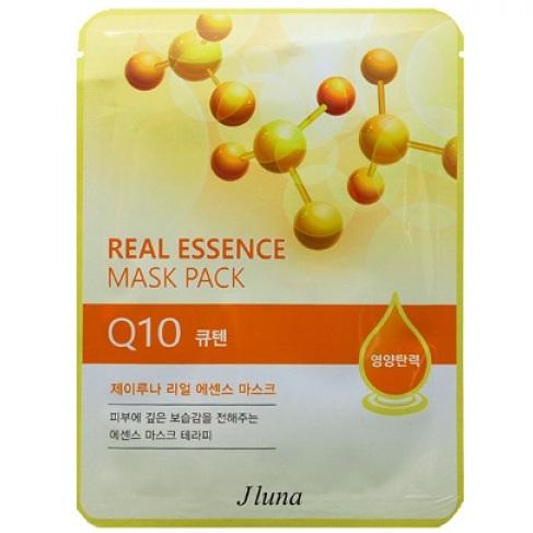 Купить Juno Тканевая маска с коэнзимом Q10 25 мл
