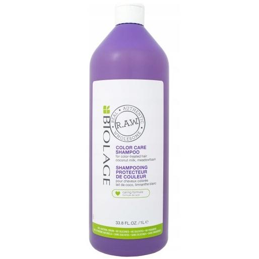 Купить Matrix Biolage R.A.W. Color Care Шампунь для окрашенных волос 1000мл