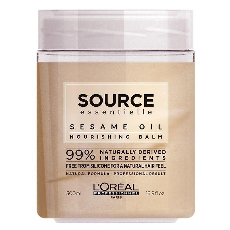 Купить Loreal Source Маска для сухих волос 500мл, Loreal Professionnel