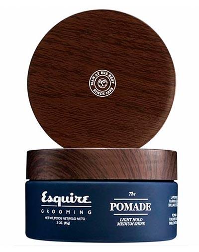 Купить Esquire (Эсквайр) Помада для волос легкой степени фиксации, средний глянец 85 г