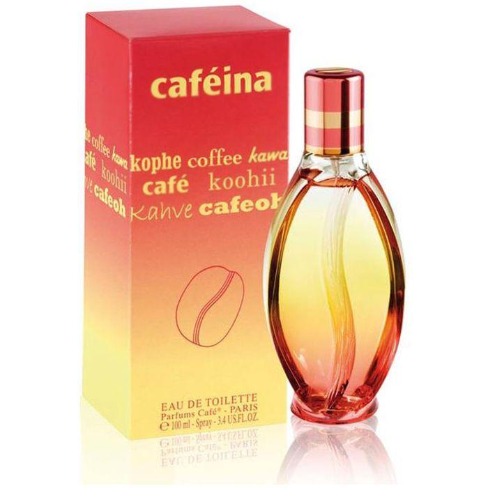 CAFE-CAFE CAFEINA вода туалетная жен 50 ml