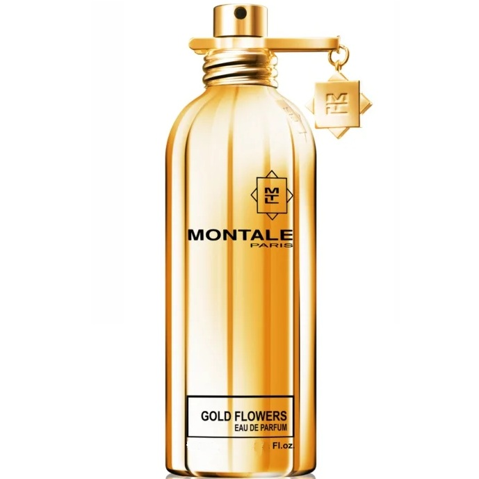 MONTALE Gold Flowers/Золотые цветы Парфюмированная вода унисекс 100мл