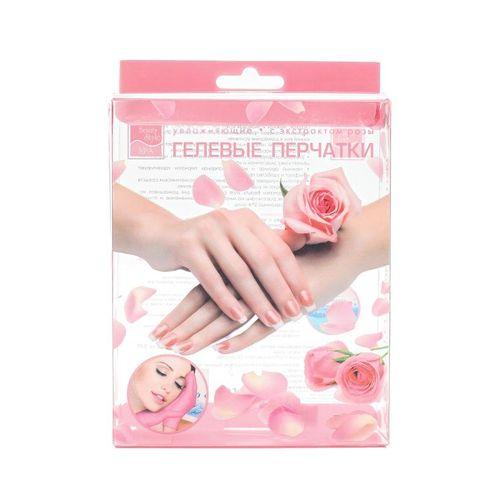 """Бьюти Стайл/BeautyStyle Гелевые """"перчатки"""" увлажняющие с экстр. розы от Лаборатория Здоровья и Красоты"""