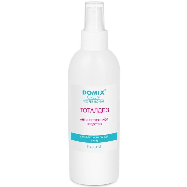 Купить Domix Тоталдез - антисептическое средство, спрей для обработки рук и ступней ног 200мл