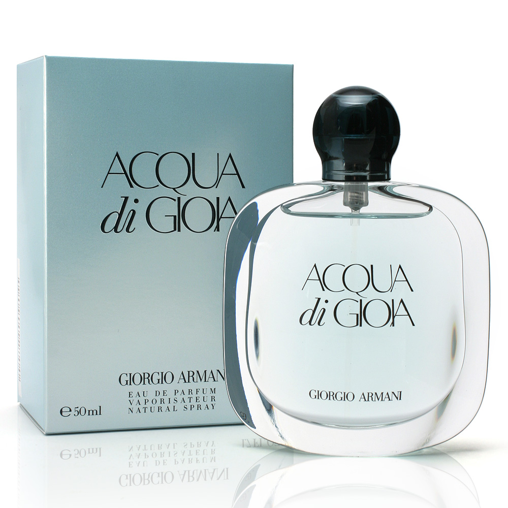 GIORGIO ARMANI ACQUA DI GIOIA вода парфюмерная жен 50 ml