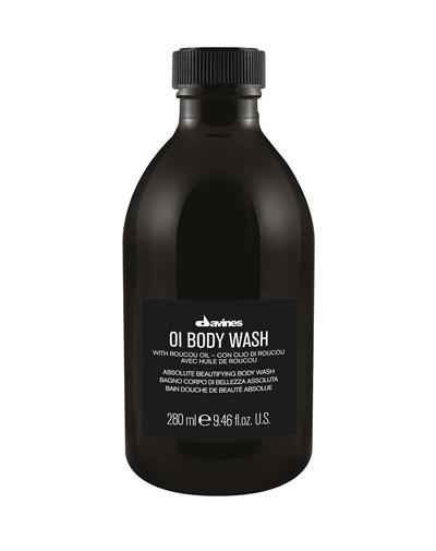 Купить Давинес (Davines) OI Body wash with roucou oil absolute beautifying body wash Гель для душа для абсолютной красоты тела 250мл