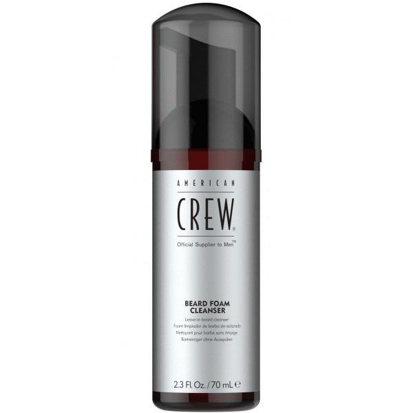 Купить American Crew Beard Foam Cleanser Очищающее средство для бороды 70мл