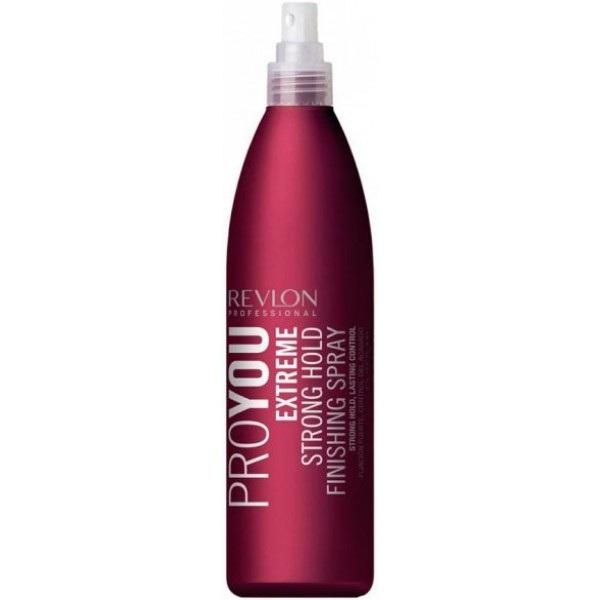 Купить Revlon (Ревлон) ProYou Жидкий лак для волос сильной фиксации Extreme 350 мл