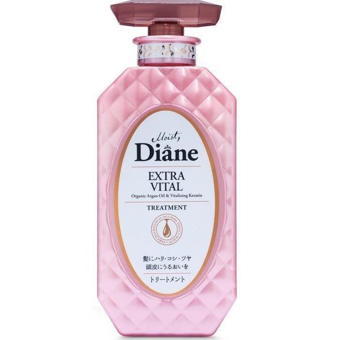 Купить Moist Diane Perfect Beauty Бальзам-маска кератиновая Уход за кожей головы 450 мл