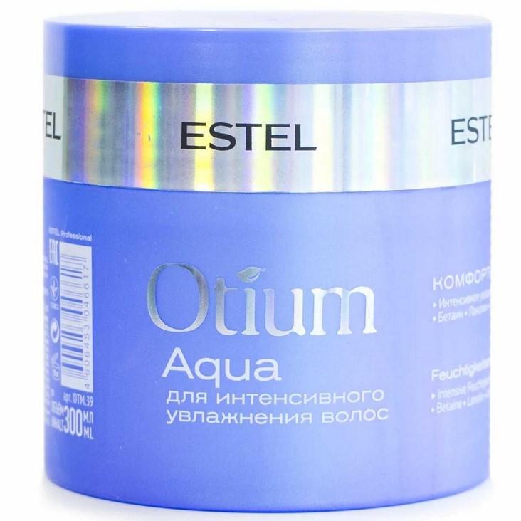 Купить Estel Otium Aqua Комфорт-маска для интенсивного увлажнения волос 300 мл