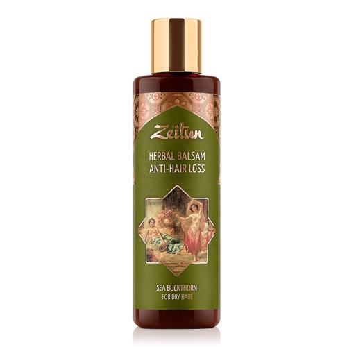 Zeitun фито-бальзам против выпадения волос 200 мл