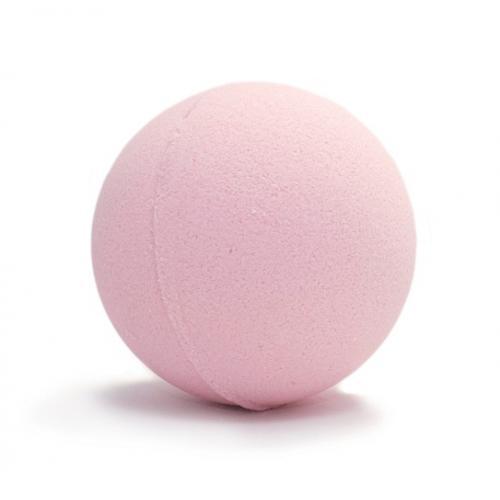 Мико Бурлящий шарик для ванн Мед и малина 185 г