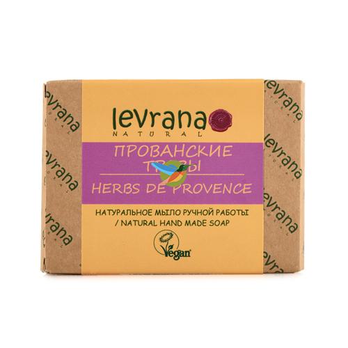 Купить Levrana Натуральное мыло ручной работы Прованские травы 100г