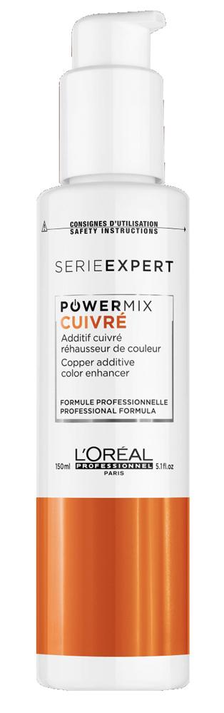 Купить Loreal Powermix Dore Крем-бустер для усиления цвета Медный 150мл, Loreal Professionnel