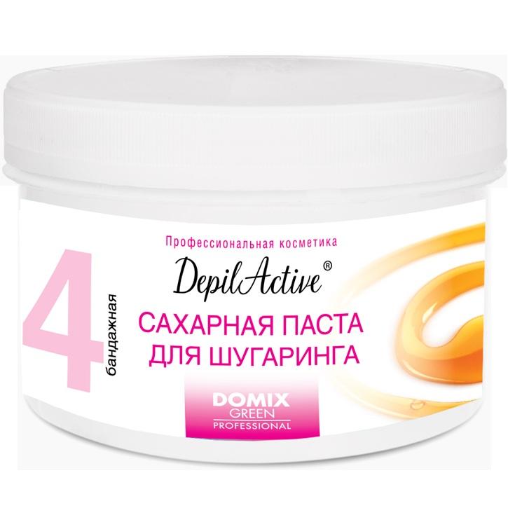 Купить Domix (Домикс) Сахарная паста для шугаринга Бандажная 650г