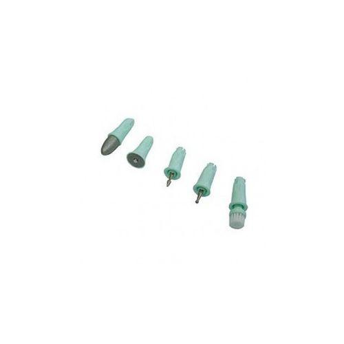Gezatone комплект насадок к набору для маникюра 112D, 116D