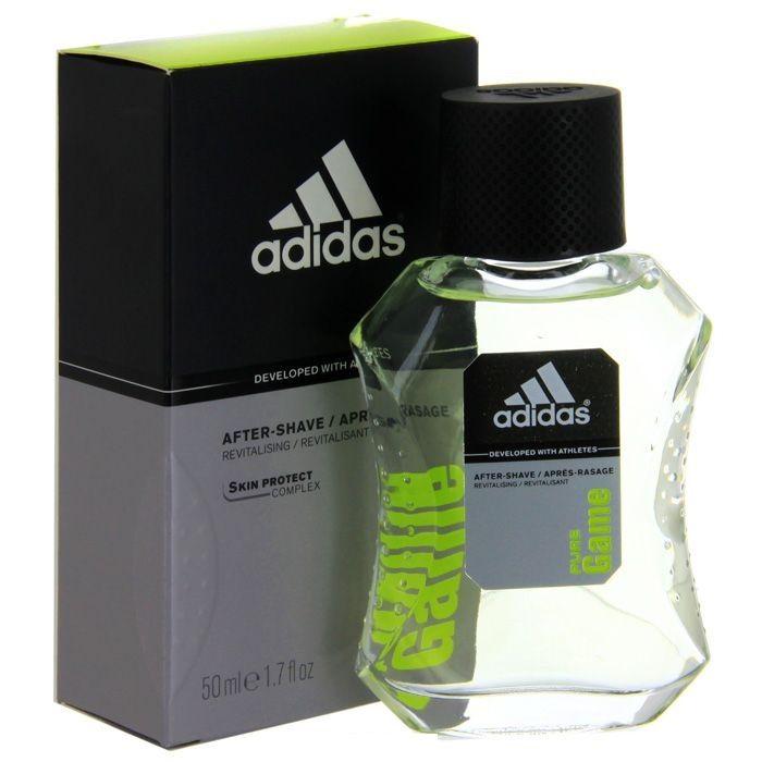 Adidas Pure Game After Shave Lotion лосьон после бритья 50мл от Лаборатория Здоровья и Красоты