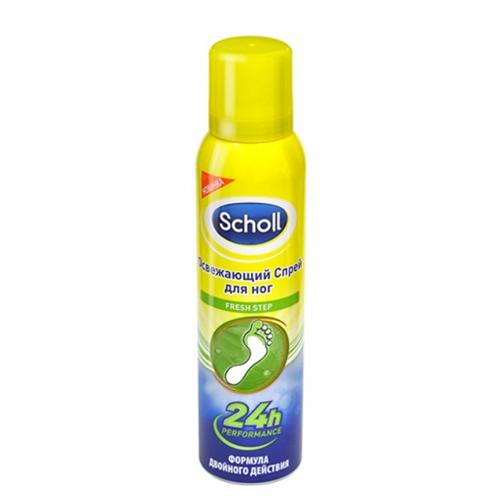 Купить Scholl fresh Освежающий Спрей для ног 150 мл