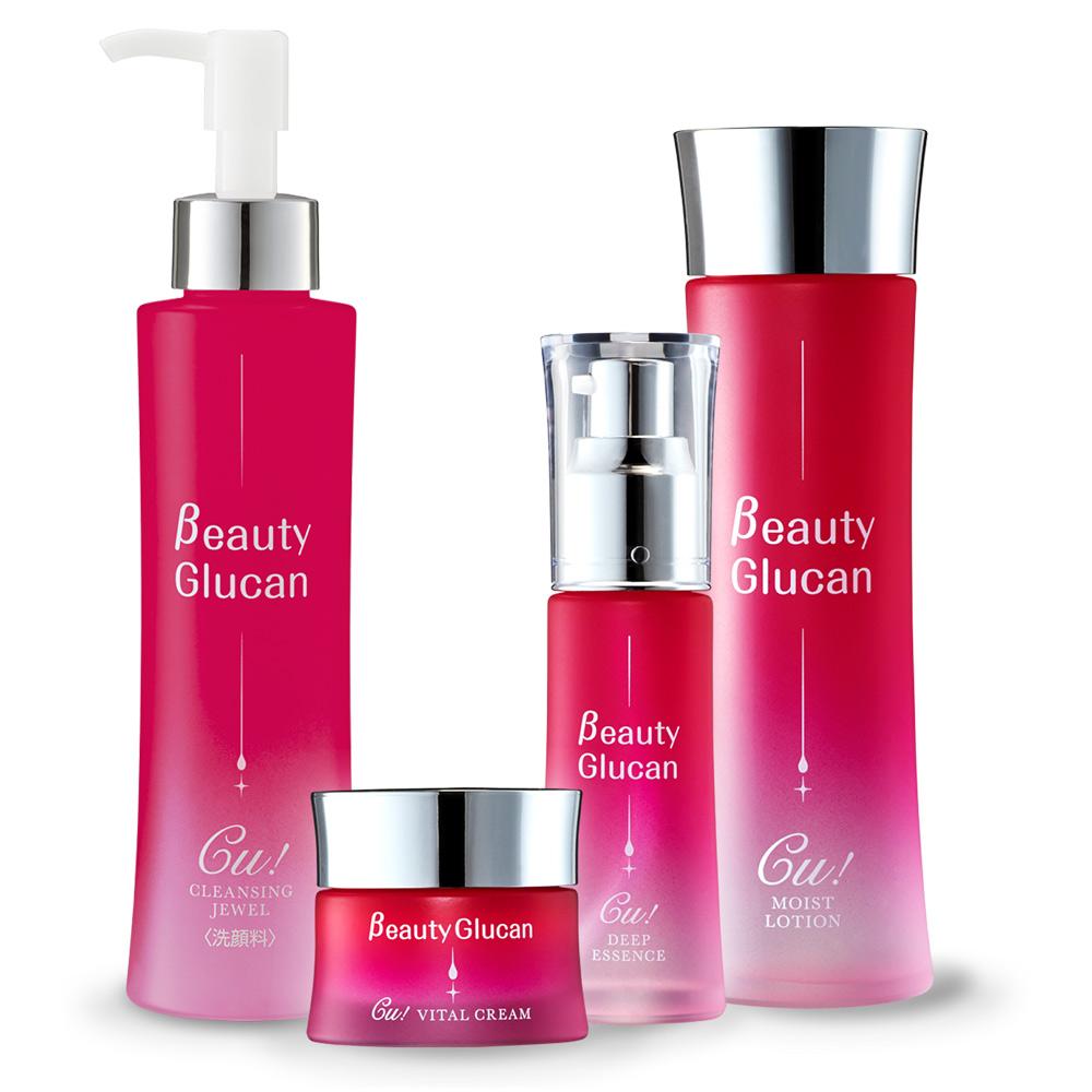 Beauty Glucan Набор из 4х продуктов