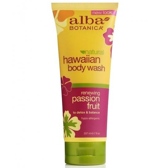 Alba Botanica Гавайский тропический гель для душа 207 мл