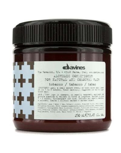 Купить Давинес (Davines) ALCHEMIC CONDITIONER for natural and coloured hair Кондиционер АЛХИМИК для натуральных/окрашенных волос табак 250мл