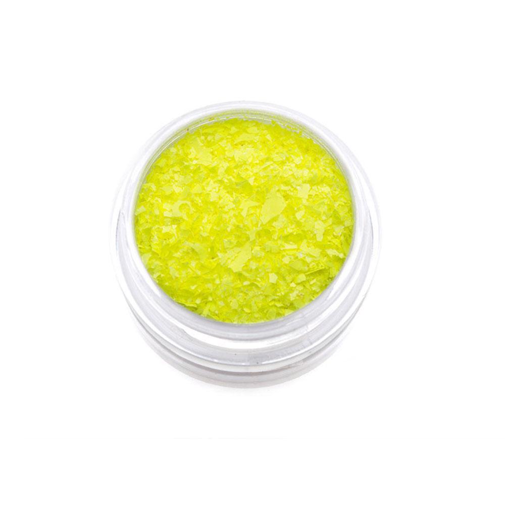 Tnl слюда неоновая - №01 желтая