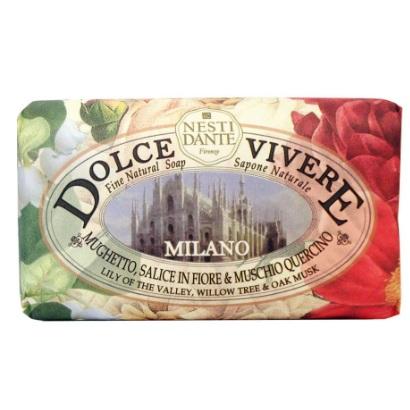 Купить Мыло Нести Данте Dolce Vivera Милан 250г, Nesti Dante