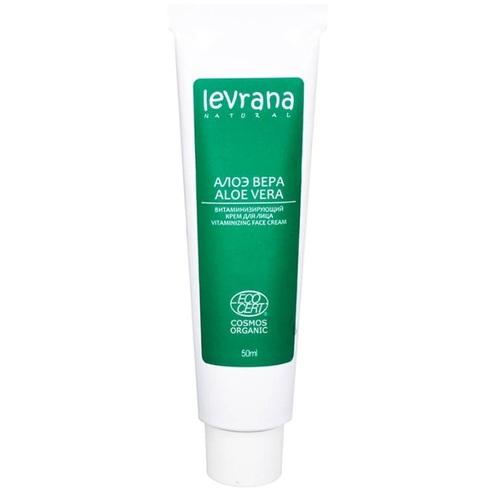 Купить Levrana Крем для лица Алоэ Вера, витаминизирующий 50 мл