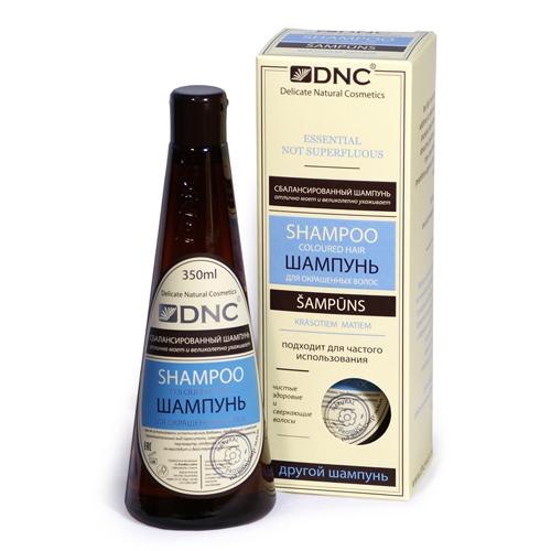 Купить DNC Шампунь для окрашенных волос 350мл