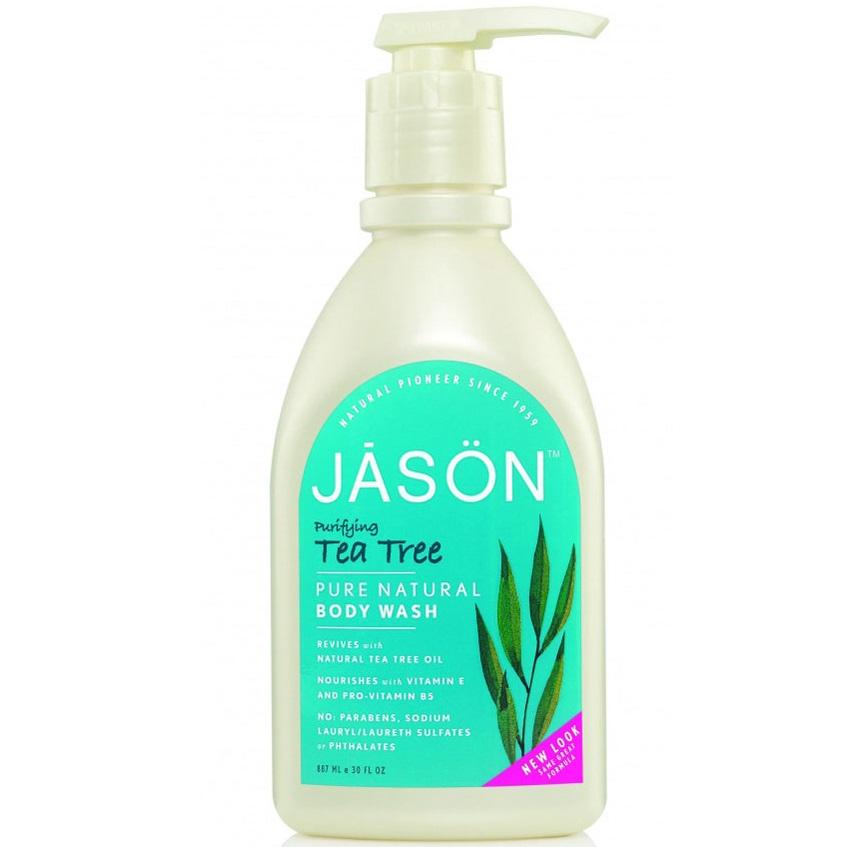 Jason Гель для душа Чайное Дерево 887 мл  - Купить