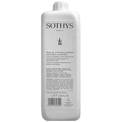 Sothys Nutri-Relaxing Oil Антицеллюлитное масло с дренажным эффектом 500 мл S309764